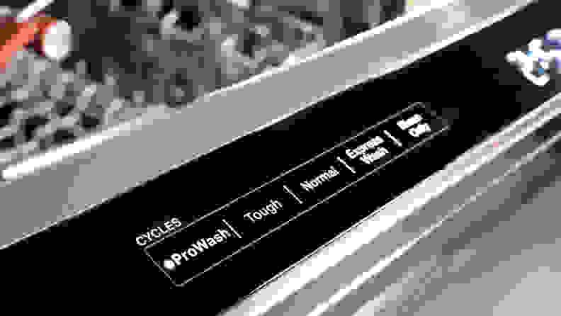 KitchenAid KDPM804KBS dishwasher review—