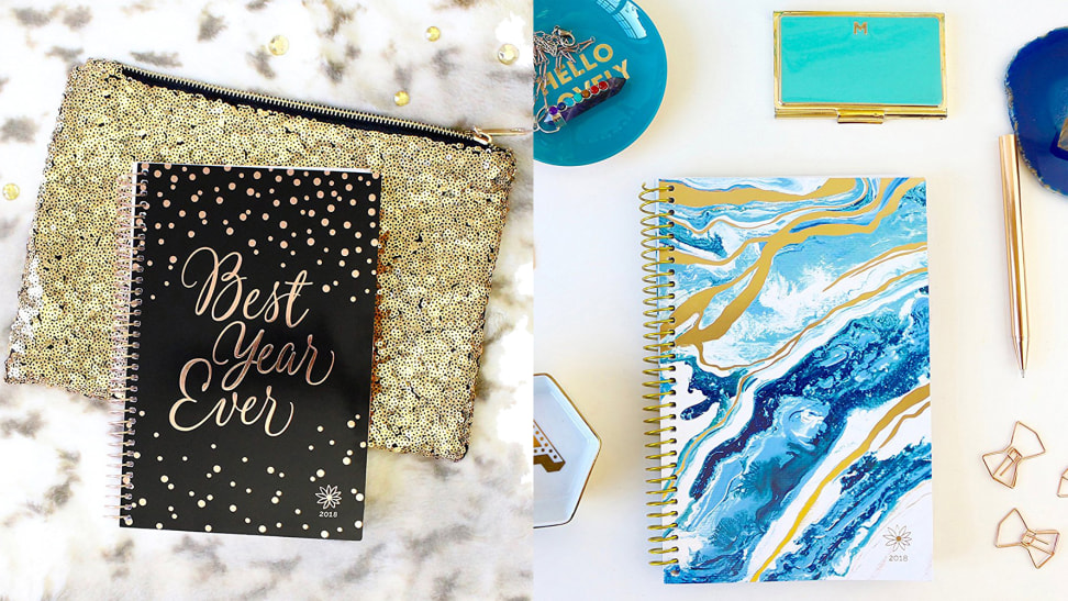 The 10 most popular 2018 planners on Amazon