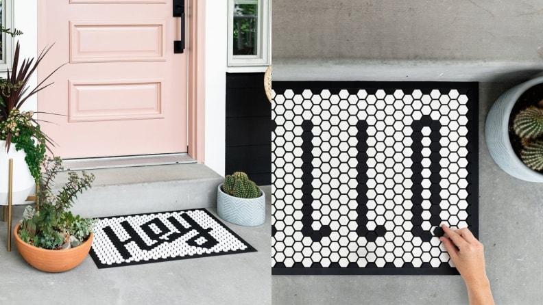 Tile Door Mat