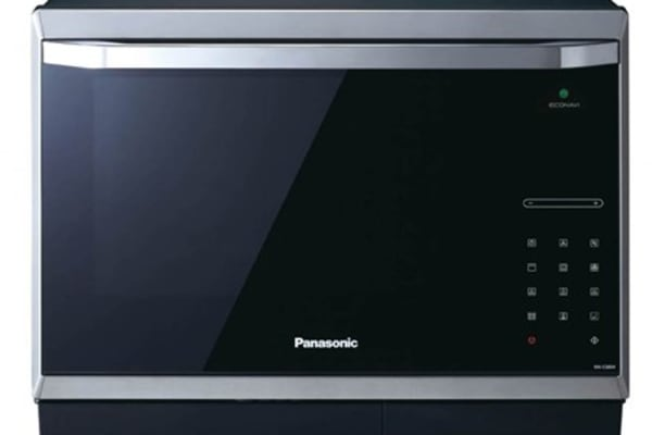 The Panasonic My Chef microwave does so much more