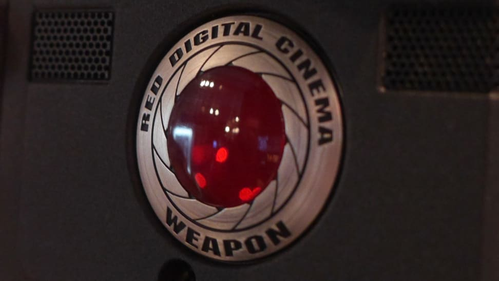 Red Weapon Logo