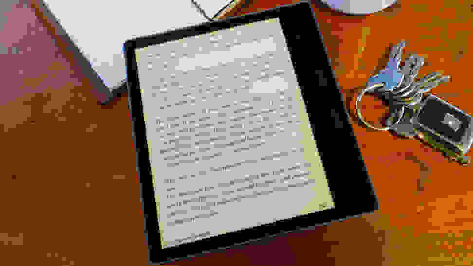 All-New Kindle Oasis Review