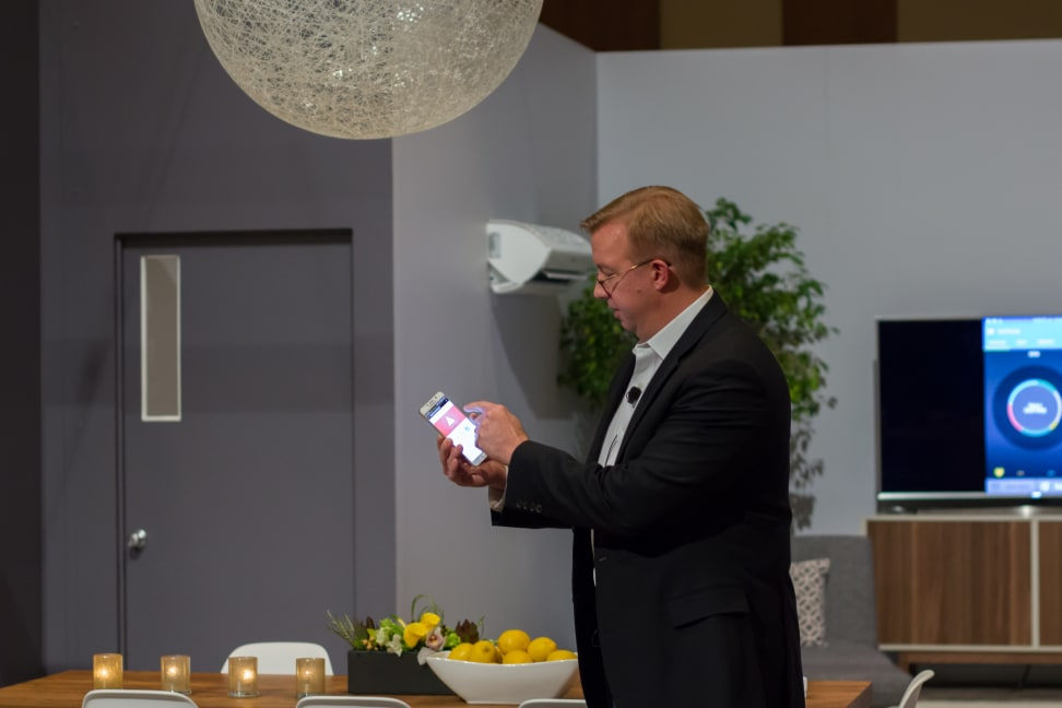 Samsung Reveals SmartThings Integrations at CES 2016
