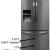 Frigidaire fghb2866pf freezer temperature