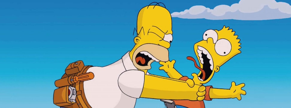 Homer Simpson is just one of our favorite TV dads.