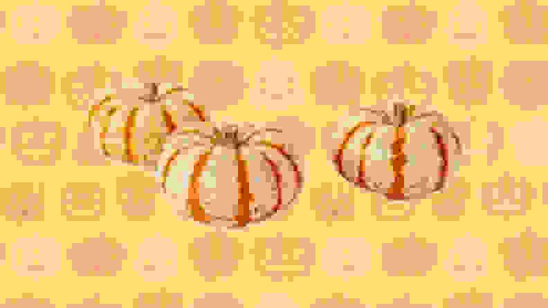 Walmart pumpkin