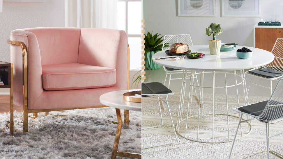 The 12 best pieces from Walmart's new affordable furniture collection
