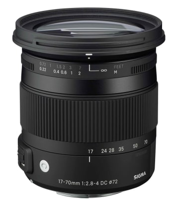 Product Image - Sigma 17-70mm f/2.8-4 DC Macro (OS)* HSM | C