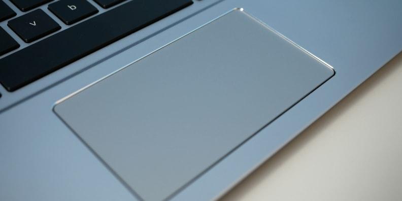 HP Chromebook 13 G1 Trackpad