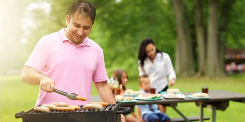 Here's the one thing you should never do when grilling