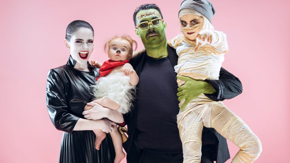 family Halloween costume ideas , Reviewed Parenting