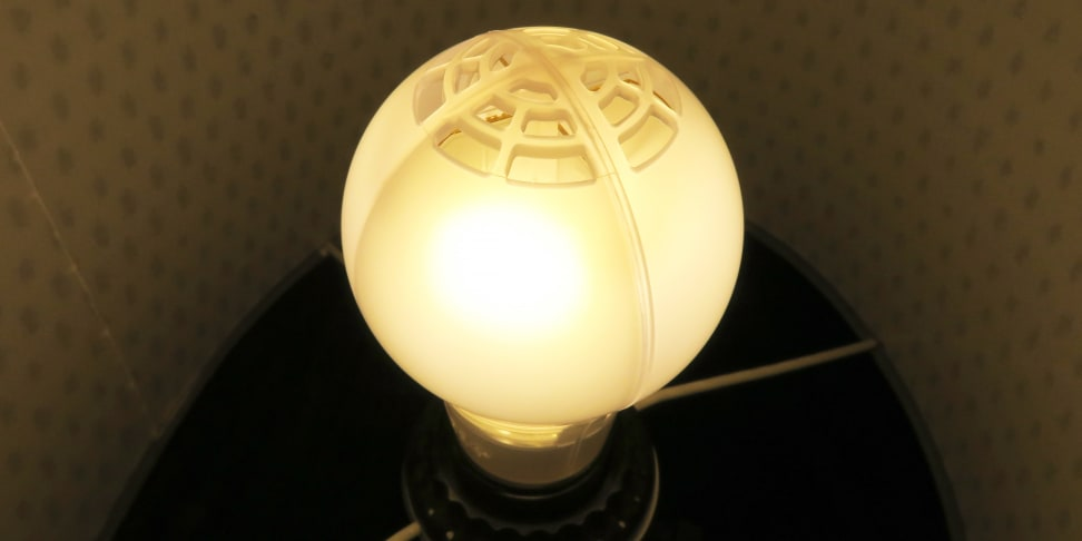 The new Cree 60 watt replacement LED bulb