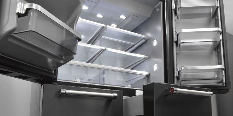 KitchenAid KRMF706EBS Black Stainless
