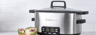 Slow cooker lead