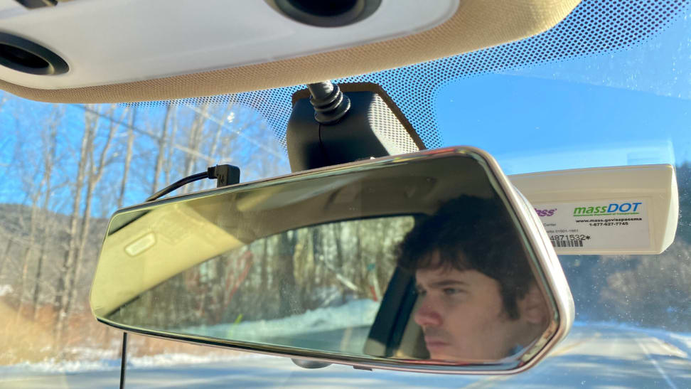 We keep a dash cam in our car at all times—here's why.