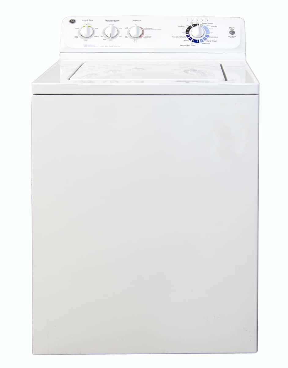 Ge Ghwn4250dww Washing Machine Review Laundry Wiring Diagram Whse5240d1ww The Front Of Is Very Plain But Functional