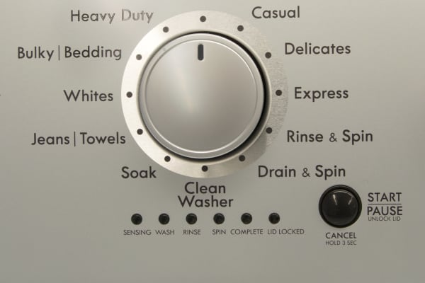 The Kenmore's cycles are similar to the Maytag's.
