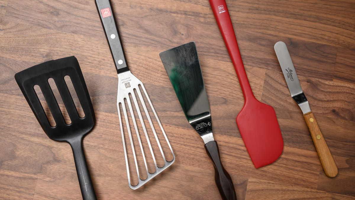 The Best Spatulas of 2019