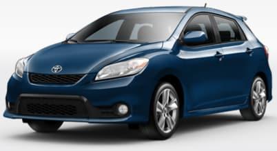 Product Image - 2012 Toyota Matrix S AWD