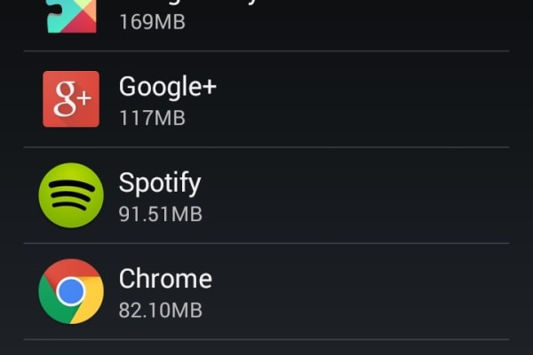 Android Settings App