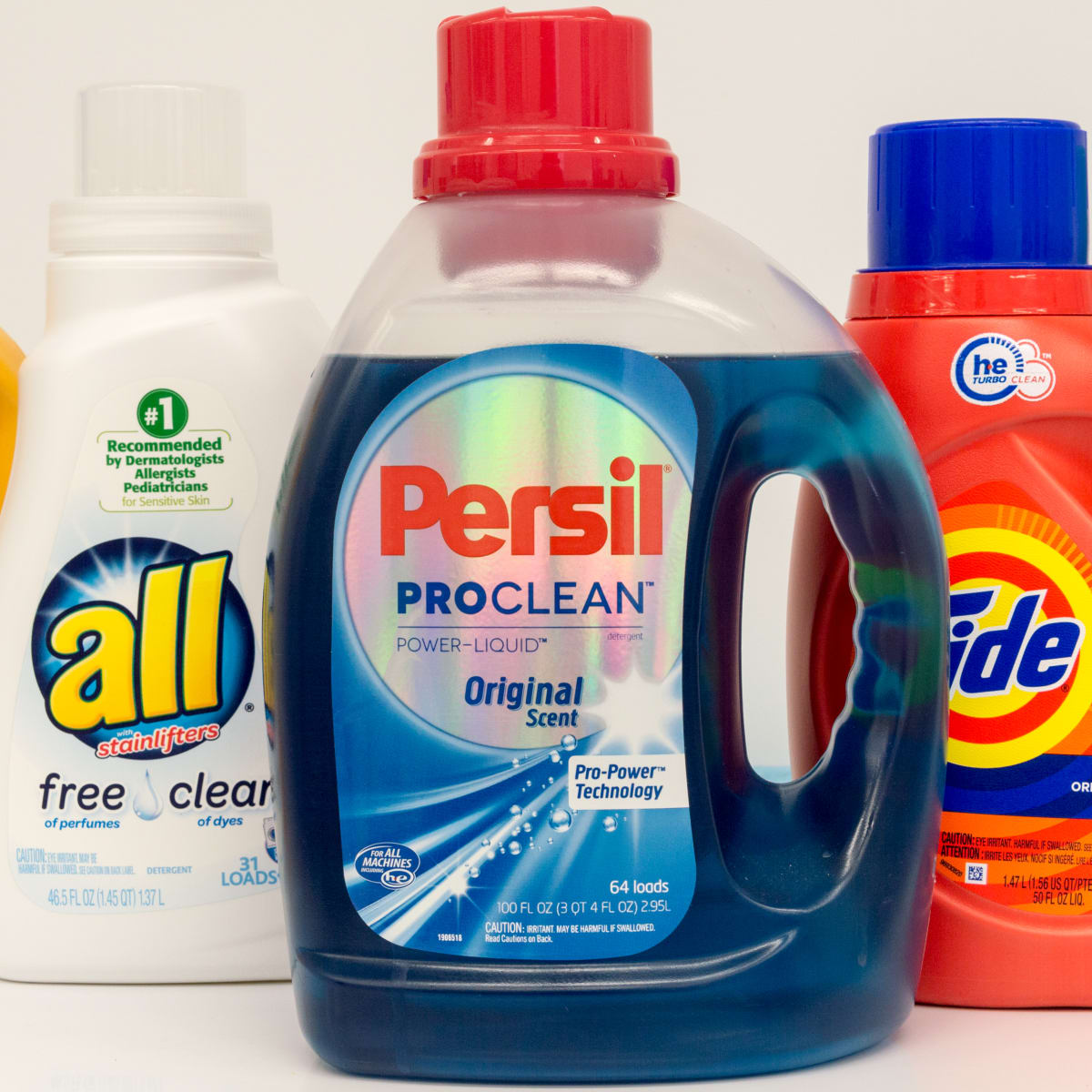 Best Laundry Detergent 2019 The Best Liquid Laundry Detergents of 2019   Reviewed Laundry