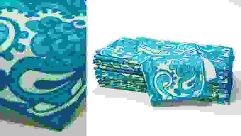 Microfiber Cloths Clean Dorm Essentials