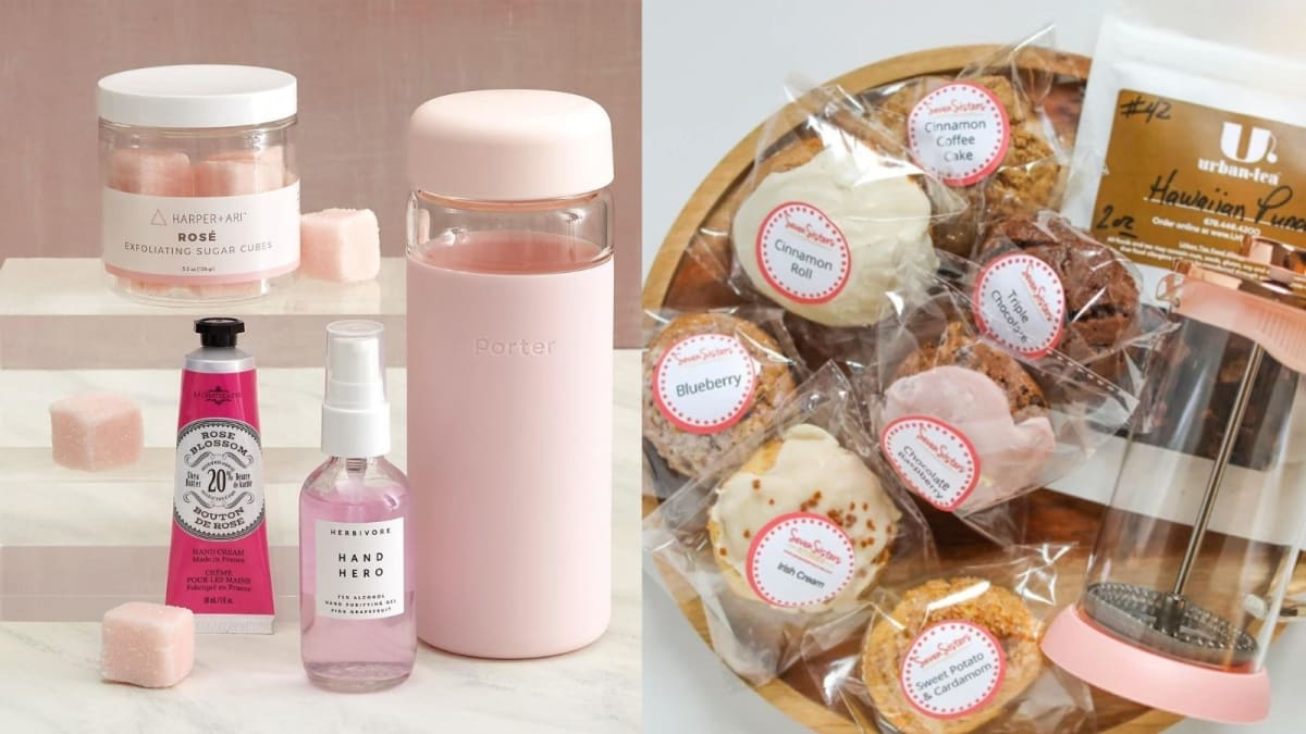 12 awesome Mother's Day gift baskets you can have delivered right to her door