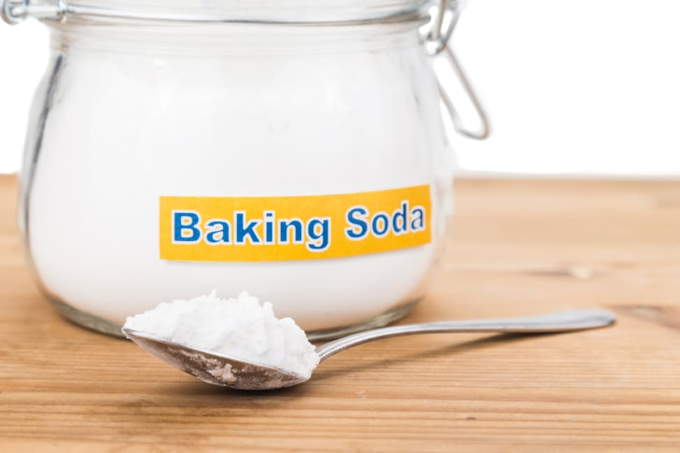 You can do amazing things with baking soda