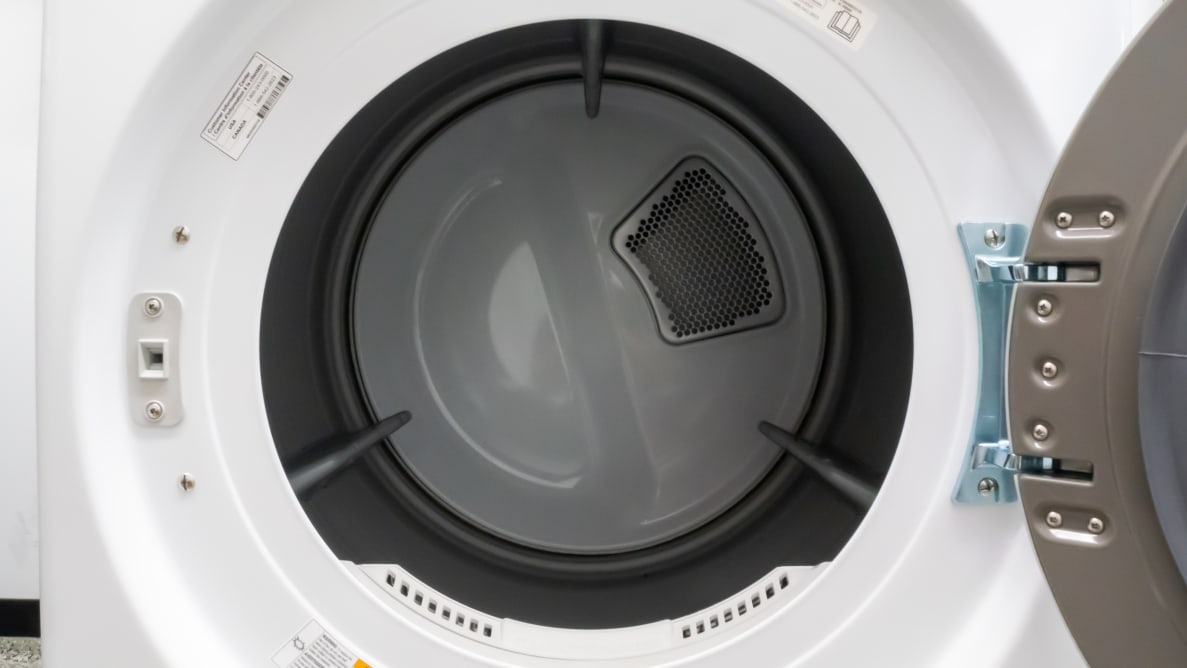 LG DLE3500W electric dryer review