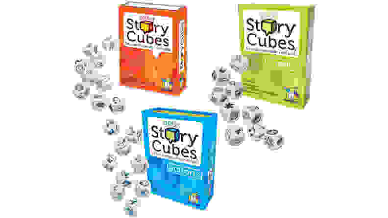 Rory's Story Cube Set of 3