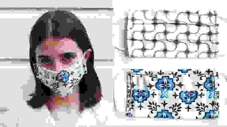 organic cotton mask
