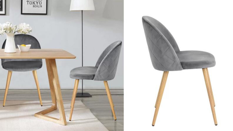 wayfair velvet chairs