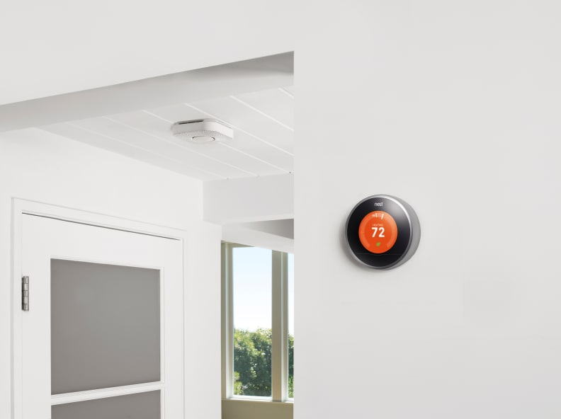 Nest Protect and Nest Learning Thermostat
