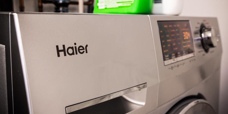 The Haier is washer/dryer combo that isn't that great.