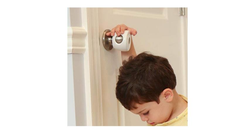 Jool baby door knob locks