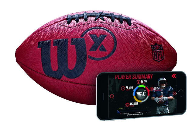 Wilson X Connected Football