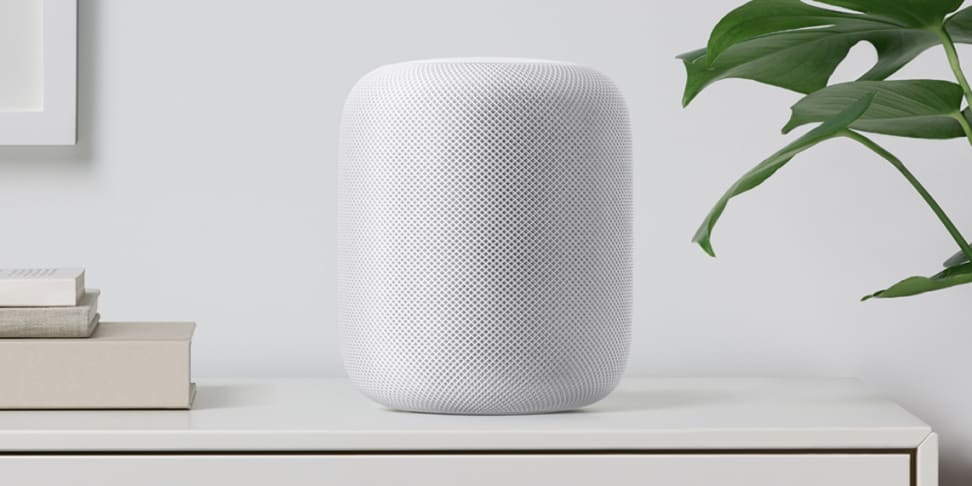 Apple joins the smart speaker lineup with the new HomePod.