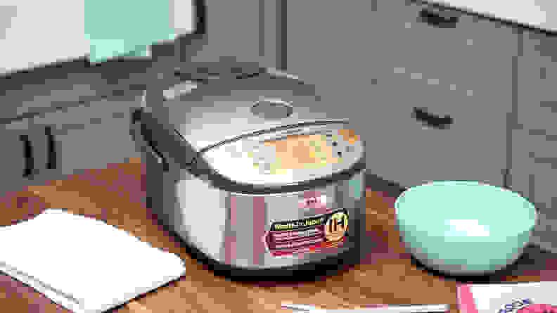 The Zojirushi induction heating rice cooker