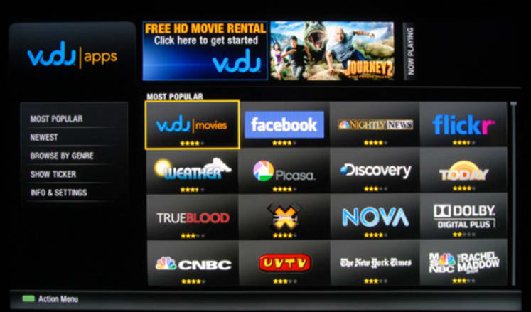Sharp's 2012 Smart TV Platform: Explained - Reviewed Televisions