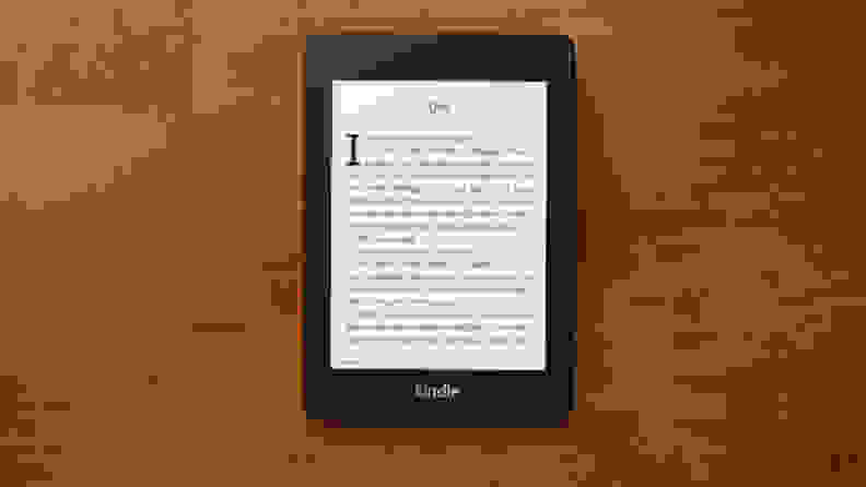 The best gifts for men: Amazon Kindle Paperwhite