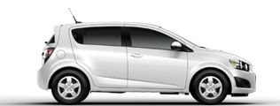 Product Image - 2013 Chevrolet Sonic Hatchback LS Manual