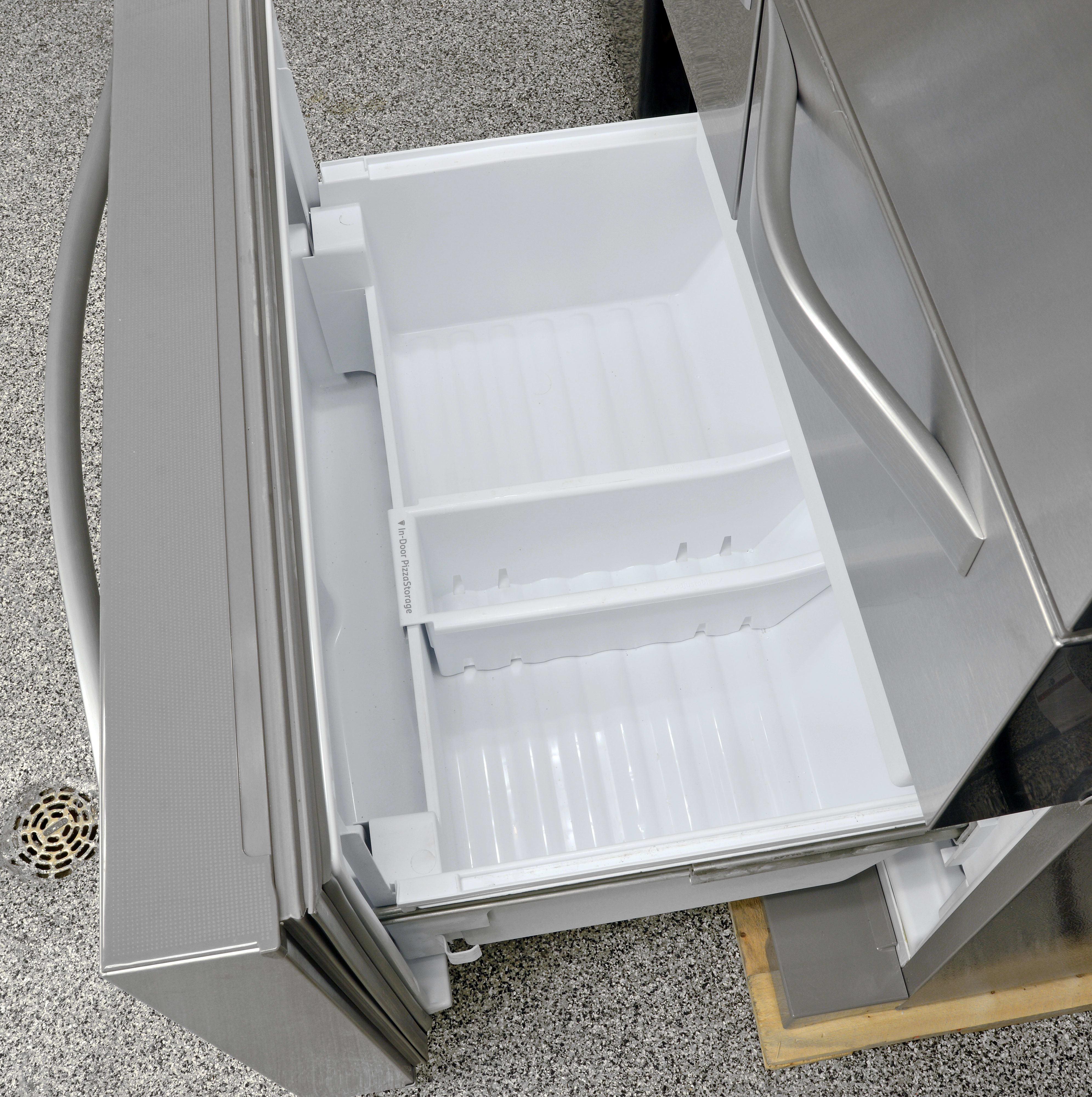 Whirlpool Wrv986fdem French Door Refrigerator Review