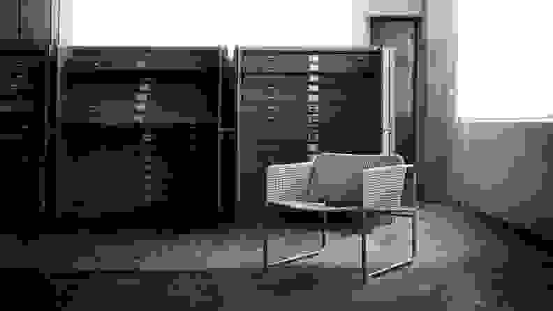 Ikea-Industriell-armchair