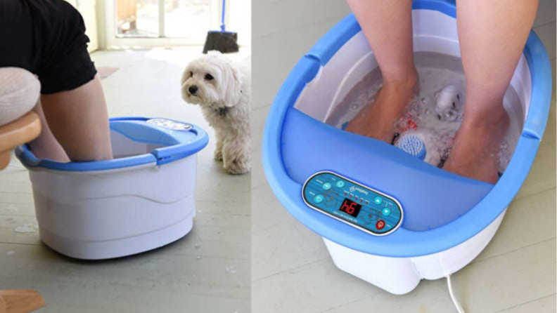 Mother's Day gifts on Amazon Canada: Ivation Foot Spa