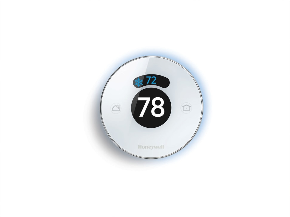 The Honeywell Lyric Smart Thermostat