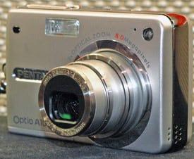 Product Image - Pentax Optio A10