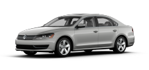 Product Image - 2013 Volkswagen Passat SE with Sunroof