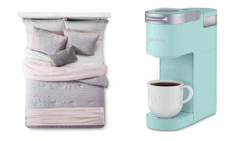 College dorm must-haves
