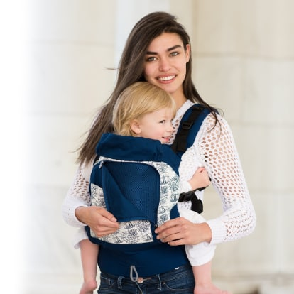 Product Image - Lillebaby Essentials All Seasons 4-in-1