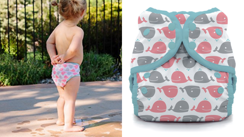 Thirsties Reusable Swim Diaper